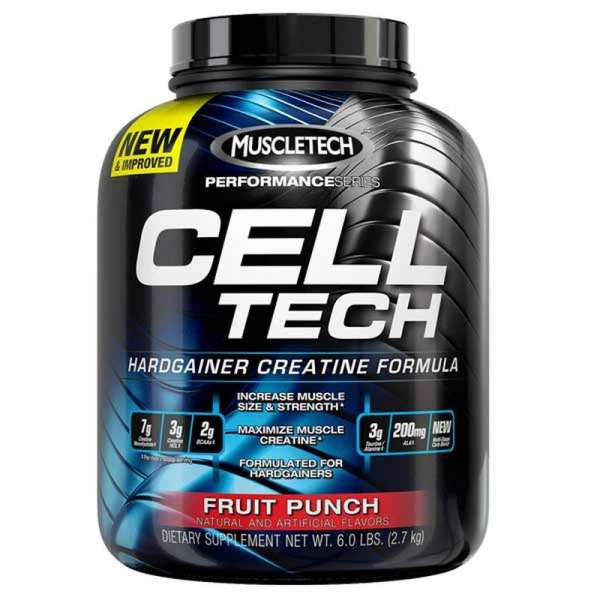 Muscletech Cell Tech, 2720g
