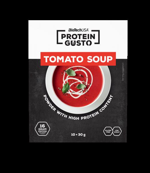 Biotech USA Protein Gusto Tomato Soup, 10x30g Beutel