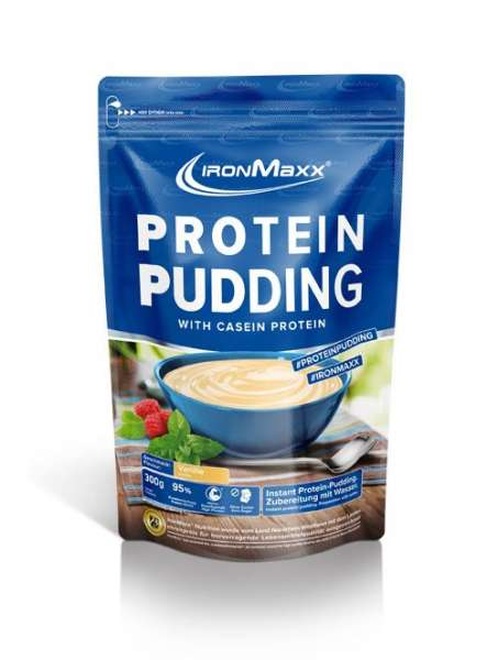IronMaxx Protein Pudding, 300g