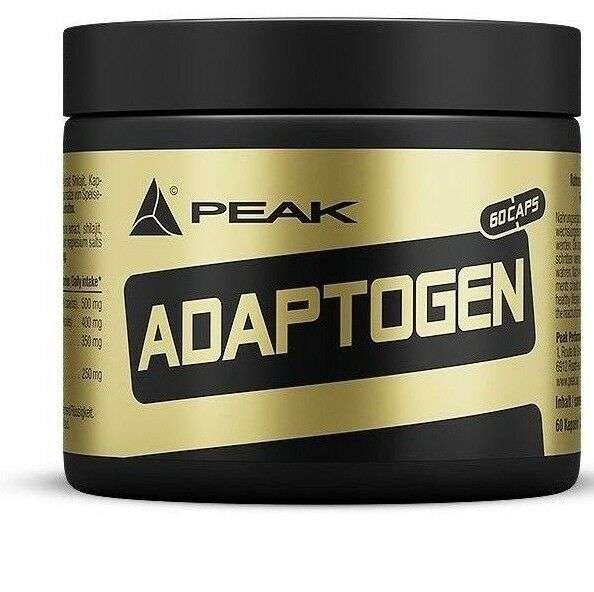 Peak Adaptogen, 60 Kapseln