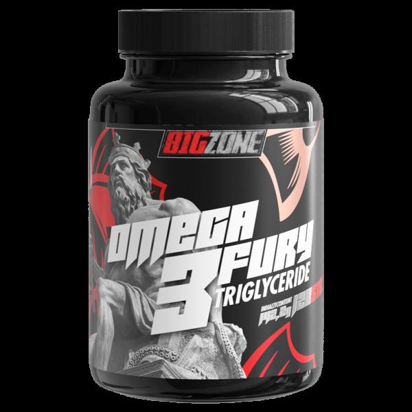 Big Zone Omega 3 Triglyceride, 120 Kapseln