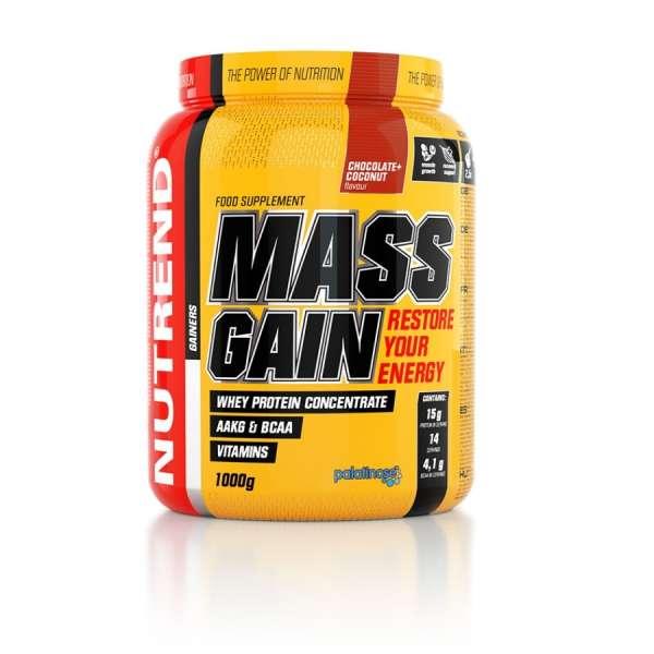 Nutrend Mass Gain, 1000g