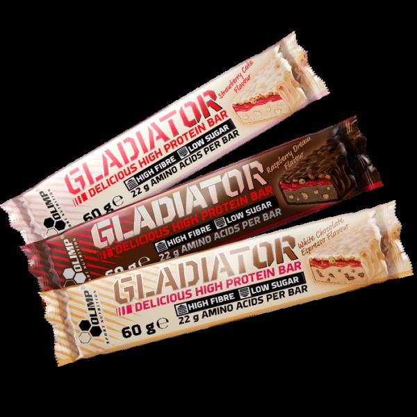 Olimp Gladiator Protein Bar, 60g