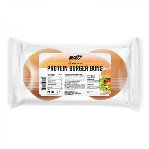 GOT7 Nutrition Protein Burger Buns, 180g