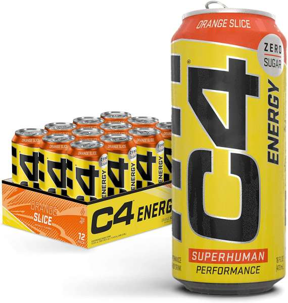 C4 Carbonate, 473 ml