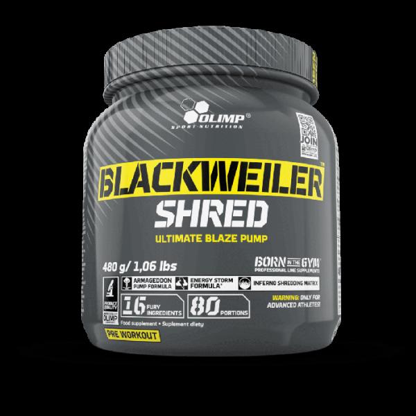 Olimp Blackweiler Shred, 480g