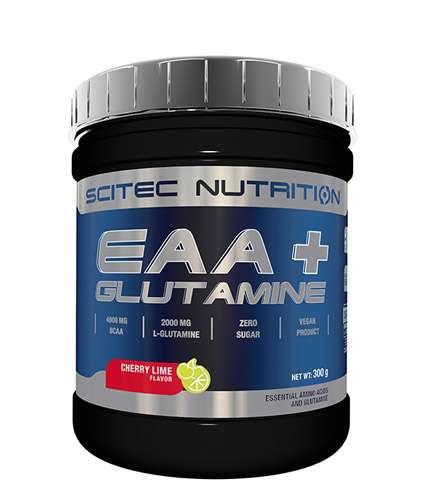 Scitec Nutrition EAA+ Glutamine, 300g