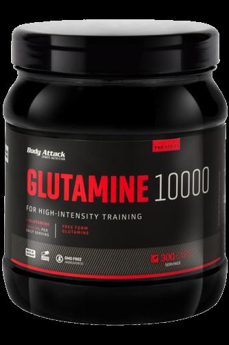 Body Attack Glutamine 1000, 300 Kapseln