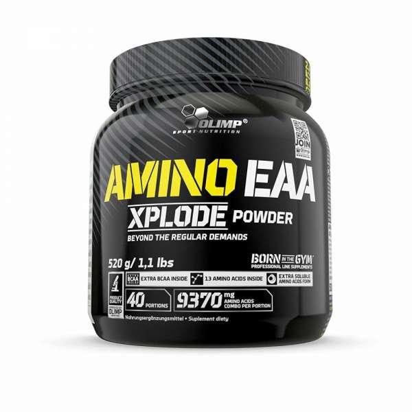 Olimp Amino EAA Xplode Powder, 520g