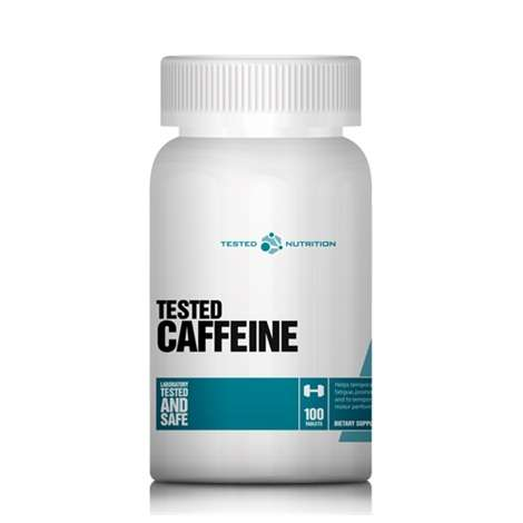 Tested Nutrition Tested Caffeine, 100 Tabletten