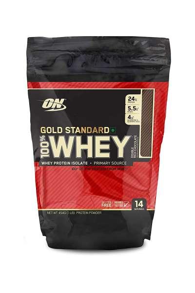 Optimum Nutrition Gold Standard Whey, 450g