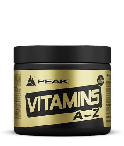 PEAK Vitamins A-Z, 135g