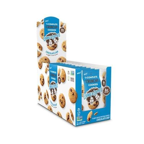 Lenny & Larry´s The Complete Crunchy Cookies, 12 x 35g