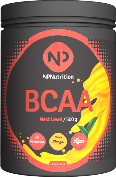 NP Nutrition BCAA Next Level, 500g