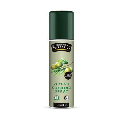 International Collection Cooking Spray, 190ml