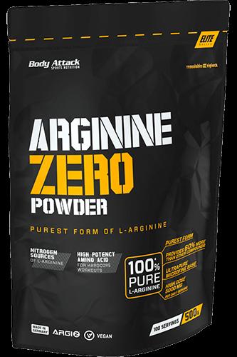 Body Attack Arginine Zero Powder