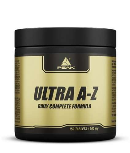Peak Ultra A-Z, 150 Tabletten