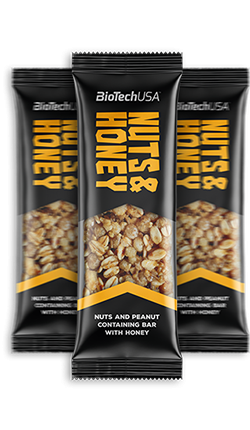 Biotech USA Nuts and Honey, 35g
