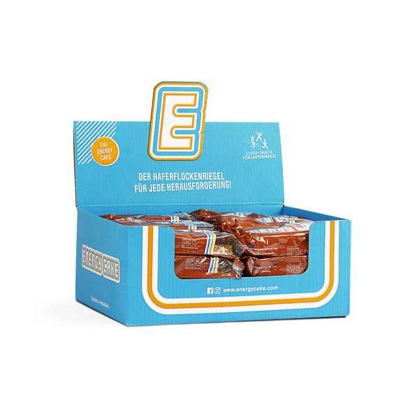 Energy Cake 24 x 125g, 1er Pack (1 x 3 kg)