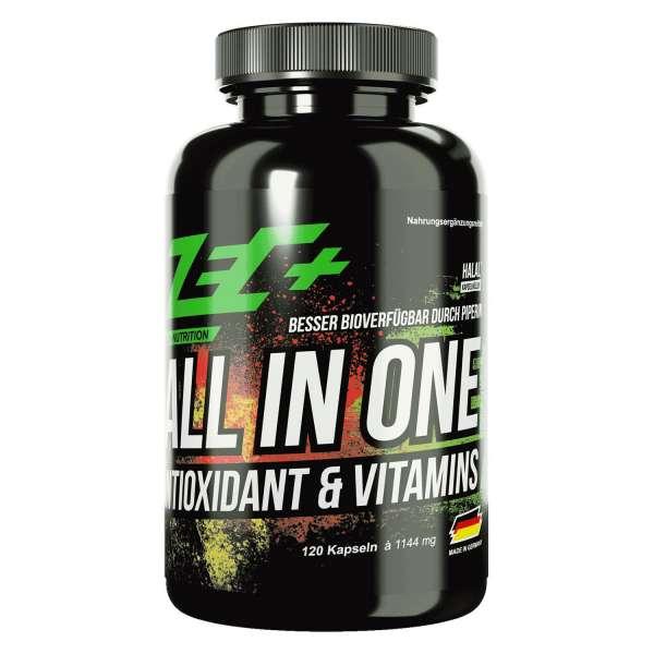 ZEC+ All in One Antioxidant & Vitamin, 120 Kapseln