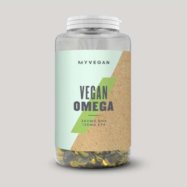 MyProtein Vegan Omega, 90 Softgel