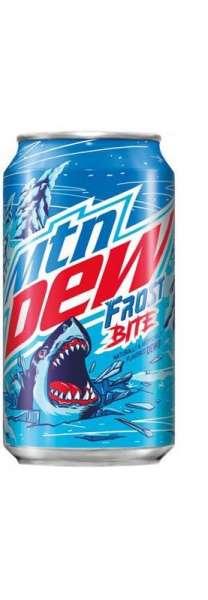 Mountain Dew Frostbite, 355 ml