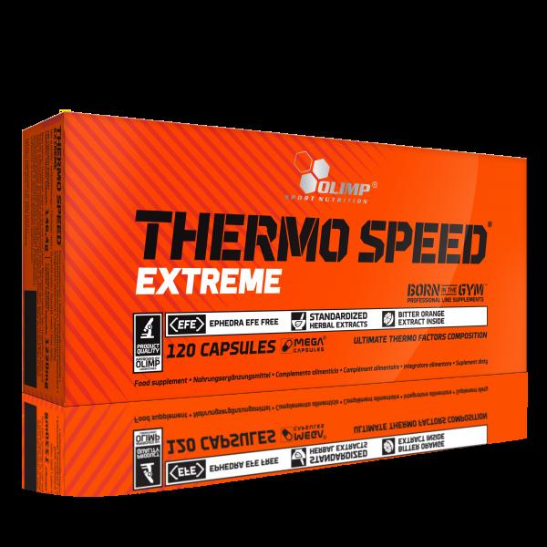 Olimp Thermo Speed Extreme, 120 Kapseln