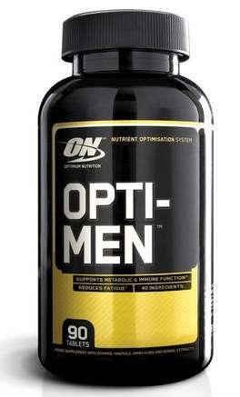 Optimum Nutrition Opti Men, 90 Tabletten