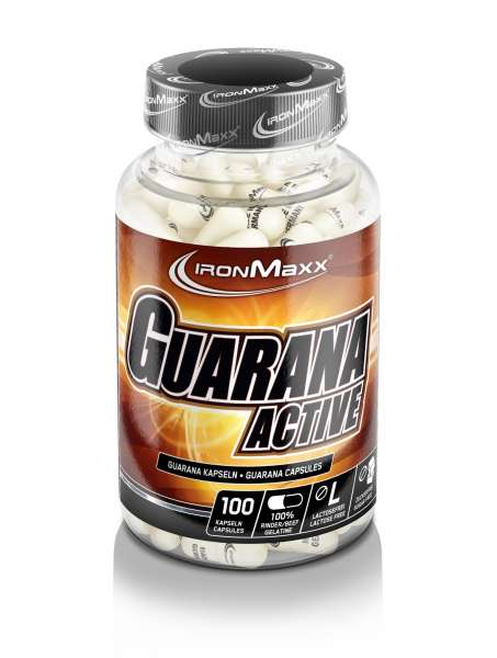 Ironmaxx Guarana Active, 94,3 g