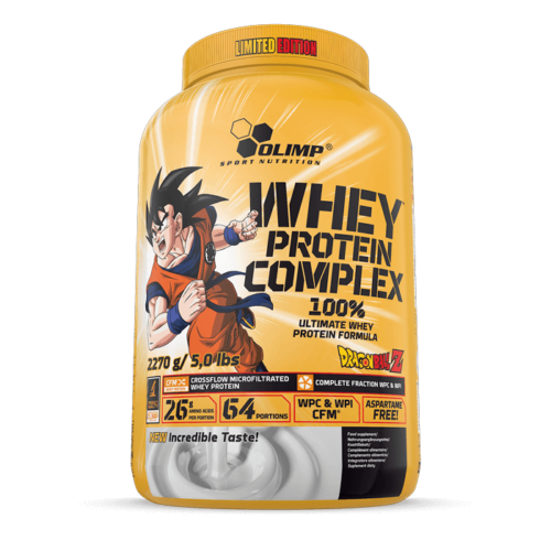 Olimp Dragonball Whey Protein Complex 100%, 2270g