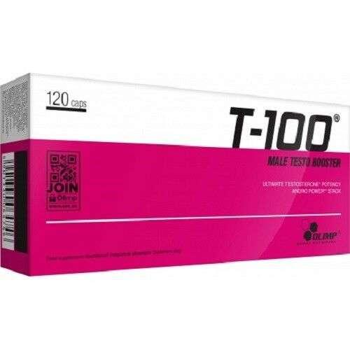 Olimp T100, 120 Kapseln