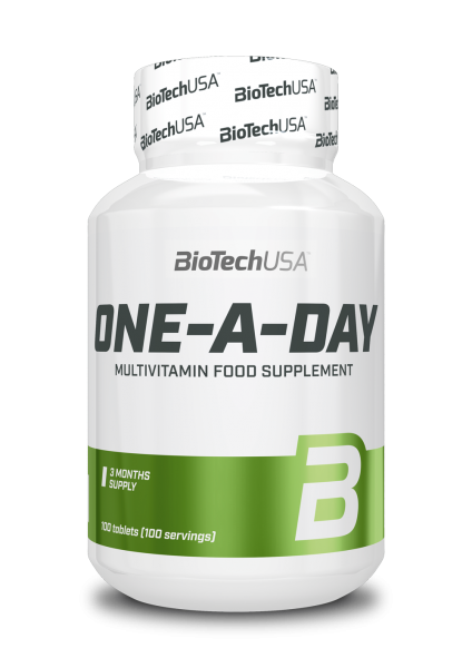 Biotech USA One a Day, 100 Tabletten