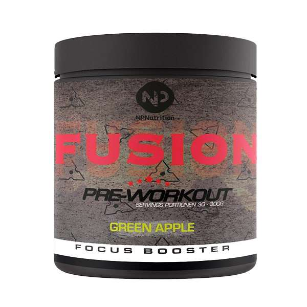 NP Nutrition Fusion Pre Workout Booster, 300g