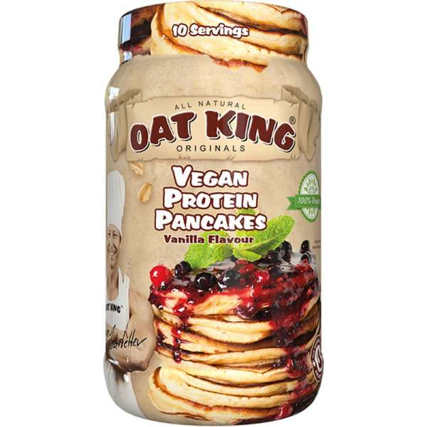 LSP Vegan Protein Pancakes, 500g