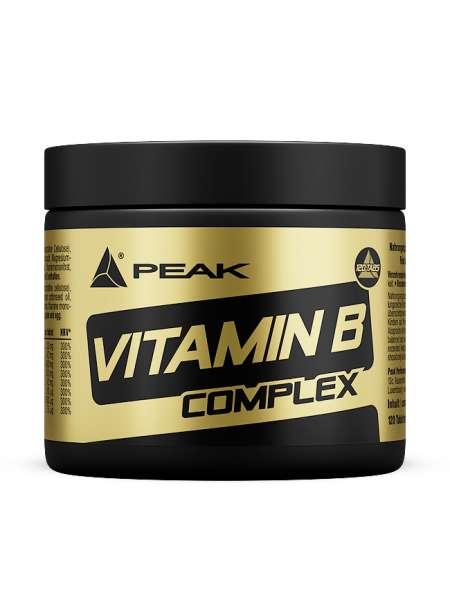 Peak Vitamin B Complex, 120 Tabletten