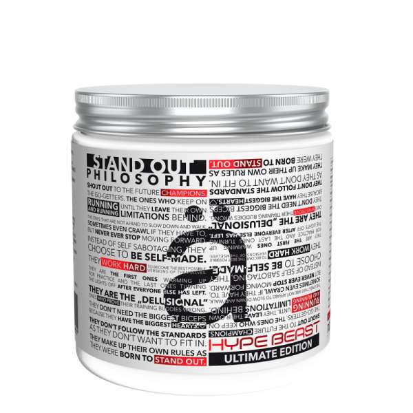 Ä Nano Supps Hype Beast Ultimate Edition, 320g