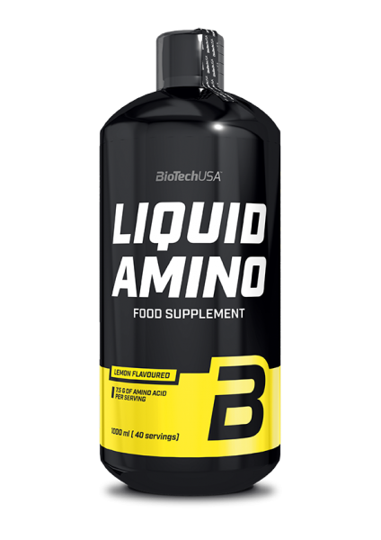 Biotech USA Liquid Amino, 1000ml